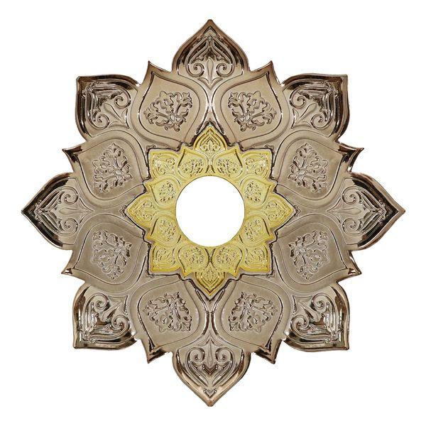Prato-Joy-Medio-Fire-Metalizado-Cobre-com-Dourado
