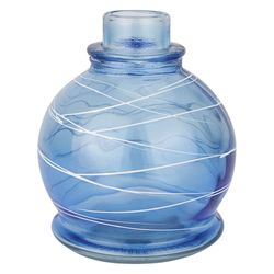 Base-Art-Glass-Ball-Branco-Azul