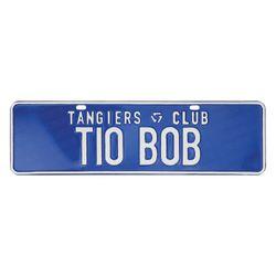 PLACA-TANGIERS-CLUB-TIOBOB-AZUL