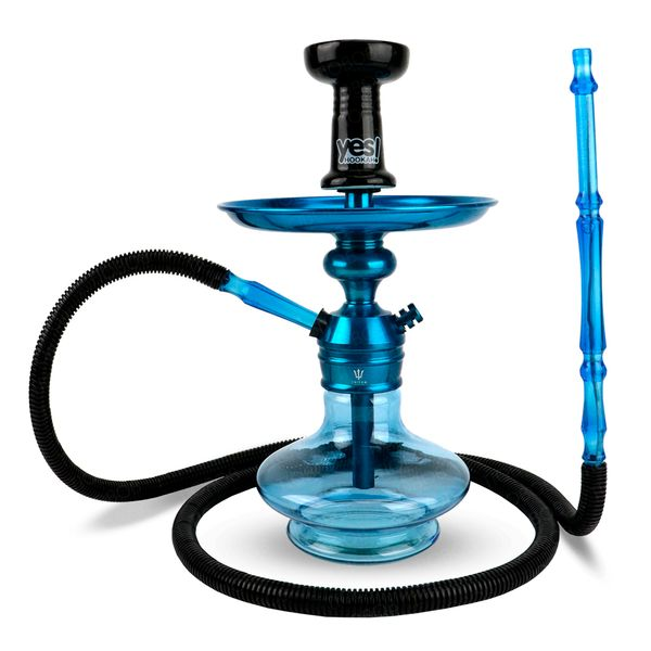 Narguile-Completo-Pequeno-Triton-Zip-Com-Base-Ninja-Genie---Setup-Zip-16-Azul1