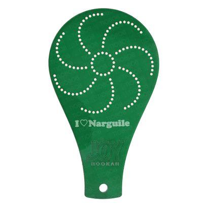 Tag-Furador-Joy-Twist-Verde-Escuro