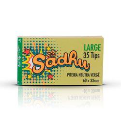 Piteira-de-Papel-Sadhu-Large-Bege---Unidade
